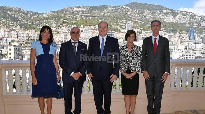 Riviera24 - Cristiano Gallo Ambasciatore d'Italia nel Principato di Monaco