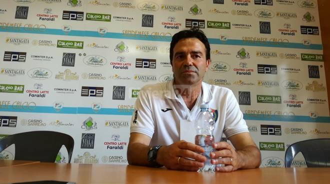 Riviera24 - Eupremio Carruezzo, allenatore del Ponsacco