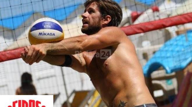 riviera24 - Fabio Balestra, Beach Volley