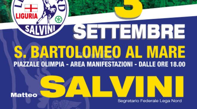riviera24 - Festa provinciale della Lega Nord di Imperia