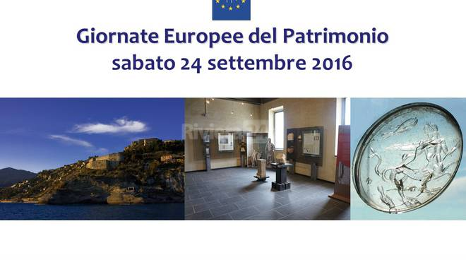 riviera24 - Giornate Europee del Patrimonio