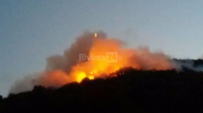 riviera24 - Incendi