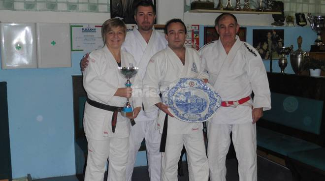 Riviera24 - Judo Club Sakura Arma Taggia staff
