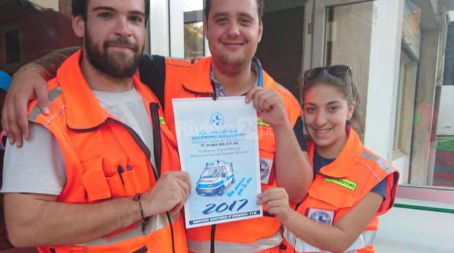 riviera24 - La pubblica assistenza volontari Sanremo soccorso
