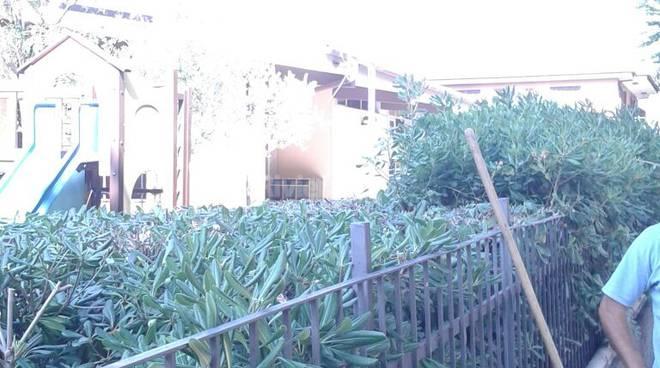 riviera24 - Lavori di manutenzione e pulizia nelle strutture scolastiche