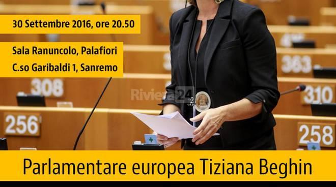 Riviera24 - M5S Tiziana Beghin