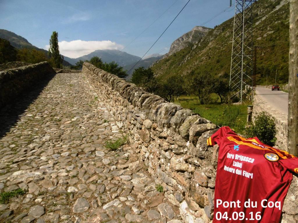 riviera24 - Maglia in tour della Federazione Calcistica Tera Brigasca – Labaj – Riviera dei Fiori