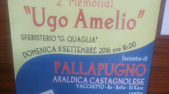 riviera24 - Memorial Ugo Amelio allo sferisterio Quaglia di Diano Castello
