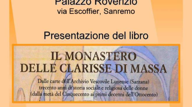Riviera24 - Monastero delle Clarisse di Massa unesco sanremo