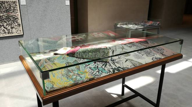riviera24 - Mostra Tessuti d'artista