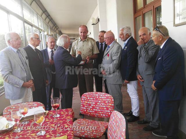 Riviera24 - Ordini al Merito Italiani e Francesi 2016