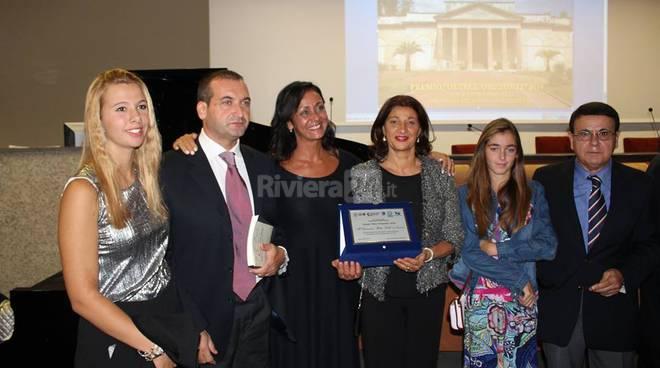 riviera24 - premio oltre l'orizzonte 2016 associazione matteo bolla