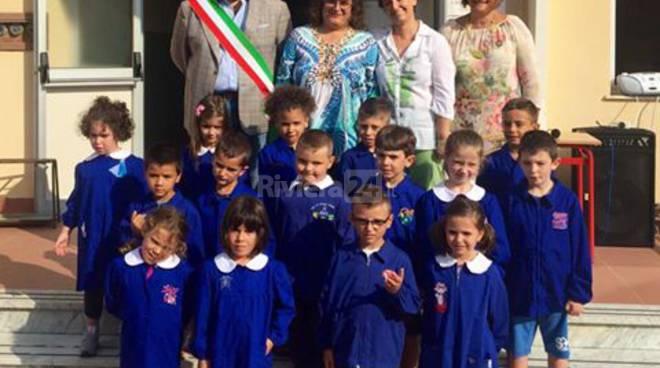 riviera24 - primo giorno di scuola con giuffra anno scolastico 2016-2017