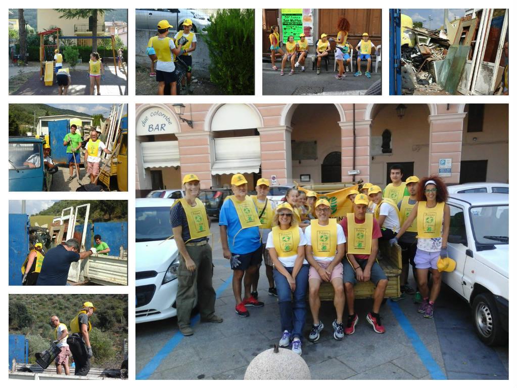 riviera24 - Puliamo il mondo 2016 a Pontedassio