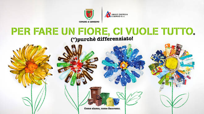 Riviera24 - Raccolta Differenziata, logo