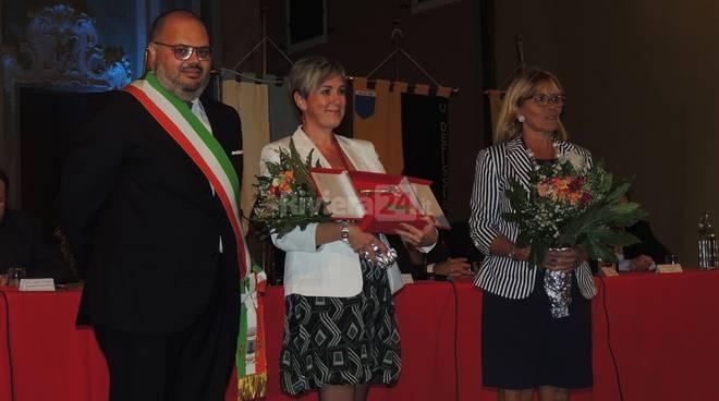 riviera24 - Riva Ligure, consiglio comunale straordinario e solenne settembre 2016