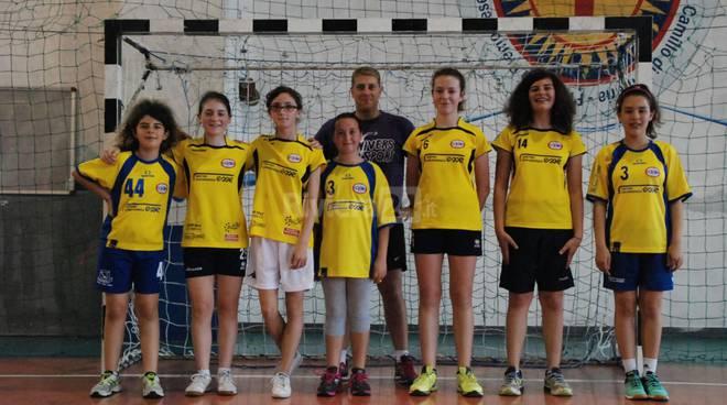 Riviera24 - San Camillo Team Schiavetti U14 femminile