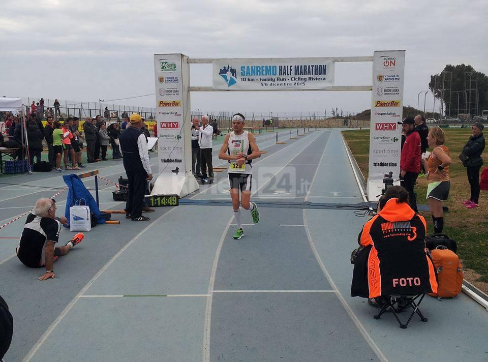 Riviera24- Sanremo Half Marathon