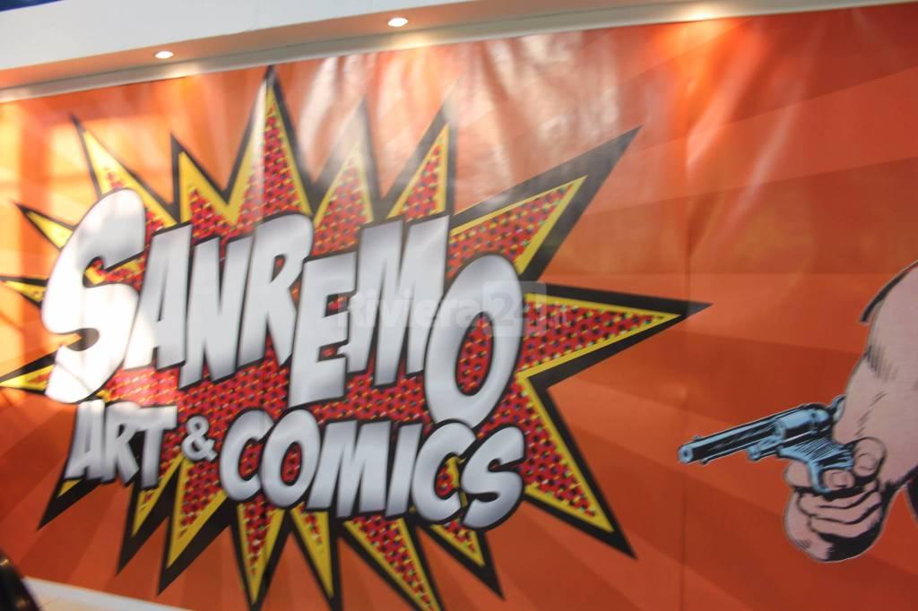 Riviera24 - Sanremo, Mostra Mercato del Fumetto d'Autore e da Collezione