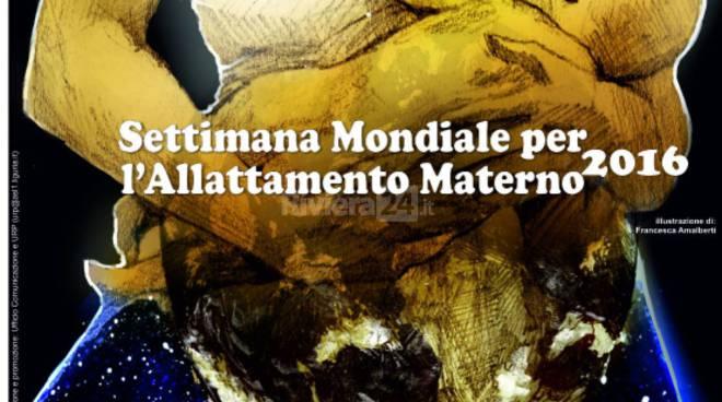 riviera24 - Settimana Mondiale dell'Allattamento Materno