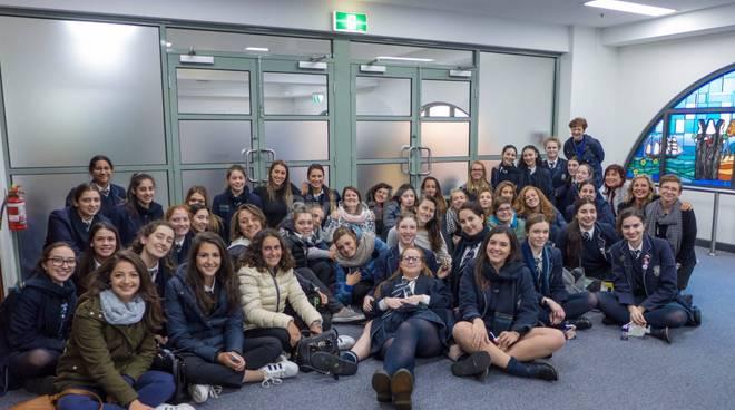 riviera24 -  Studenti del Ruffini a Melbourne