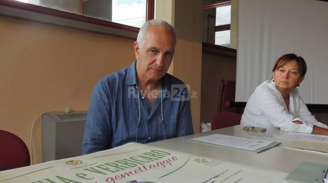riviera24 - Taggia e il gemellaggio con Verbicaro