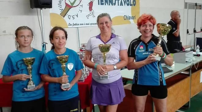 riviera24 - Tennistavolo, il Golden di Chiavari ha dato il via alla Coppa Liguria