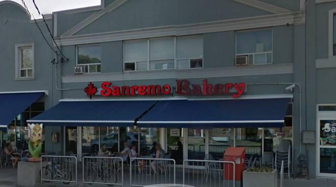 """riviera24 -  Toronto  """"Sanremo Bakery"""""""
