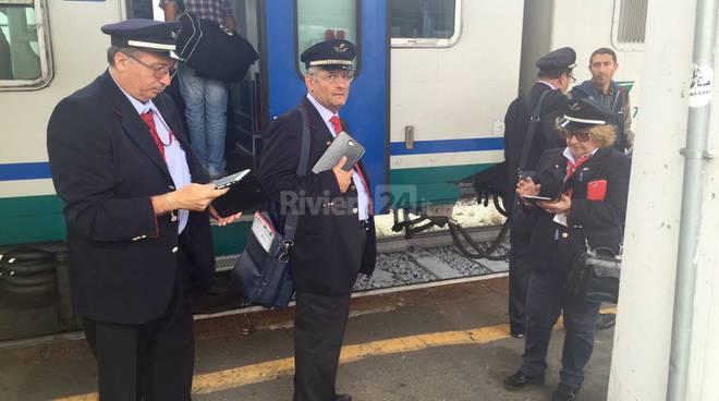 riviera24 - Trenitalia, lotta sistematica all'evasione sui regionali liguri