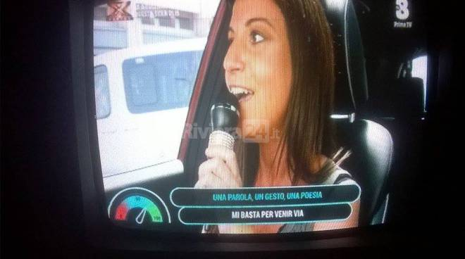 "riviera24 - Una sanremese partecipa al programma televisivo ""Singing in the Car"""
