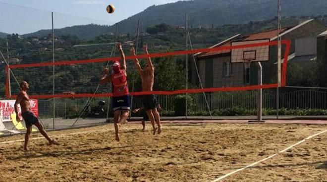 Torneo Beach Volley Fidas e Scuola di Beach Volley di Sanremo