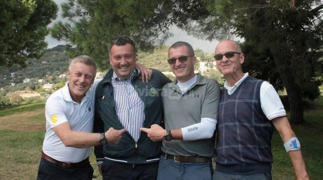 Campionato Italiano Architetti Golfisti Sanremo