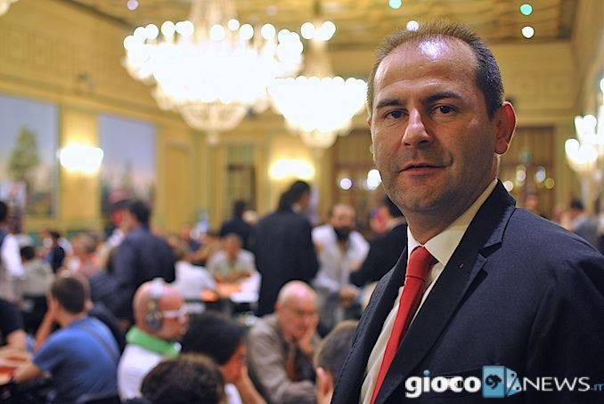 Christian Scalzi, WPT - European Tournament Director