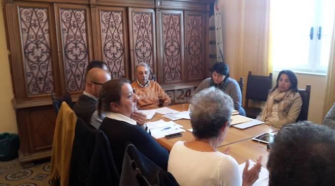 commissione consiliare bordighera