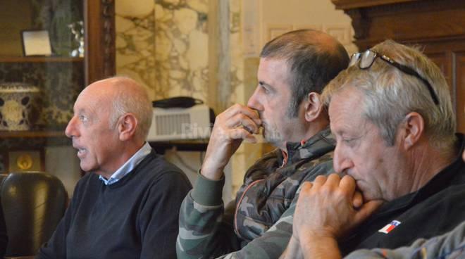Conferenza stampa presentazione Urban Downhill Sanremo