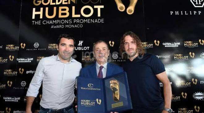 golden foot 2016 legends