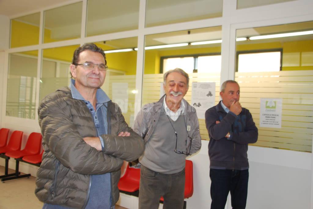 Inaugurazione ufficio Enasco
