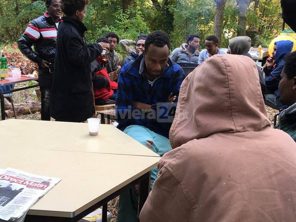 Migranti San Dalmazzo