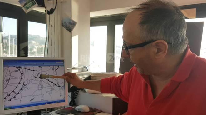 riviera24 - achille pennellatore meteo