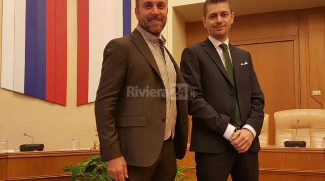 riviera24 - Alessandro Piana in Missione nella Federazione Russa