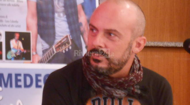 Riviera24 - Amedeo Grisi conferenza concerto