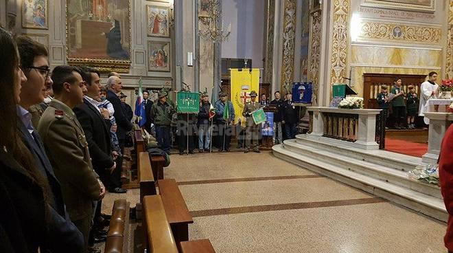 riviera24 - Arma di Taggia, una messa in ricordo di Tiziano Chierotti a quattro anni dalla sua scomparsa