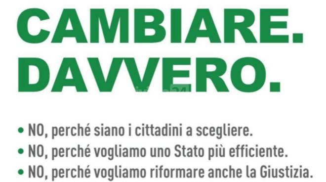 """riviera24 - Comitato """"Riformisti per il NO - Quelli della Grande Riforma"""""""