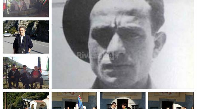 riviera24 -  Commemorazione a Vittorio Guglielmo
