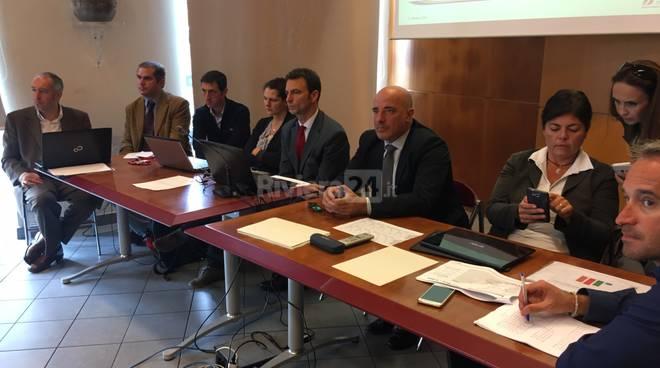 riviera24 - Conferenza stampa su linea ferroviaria