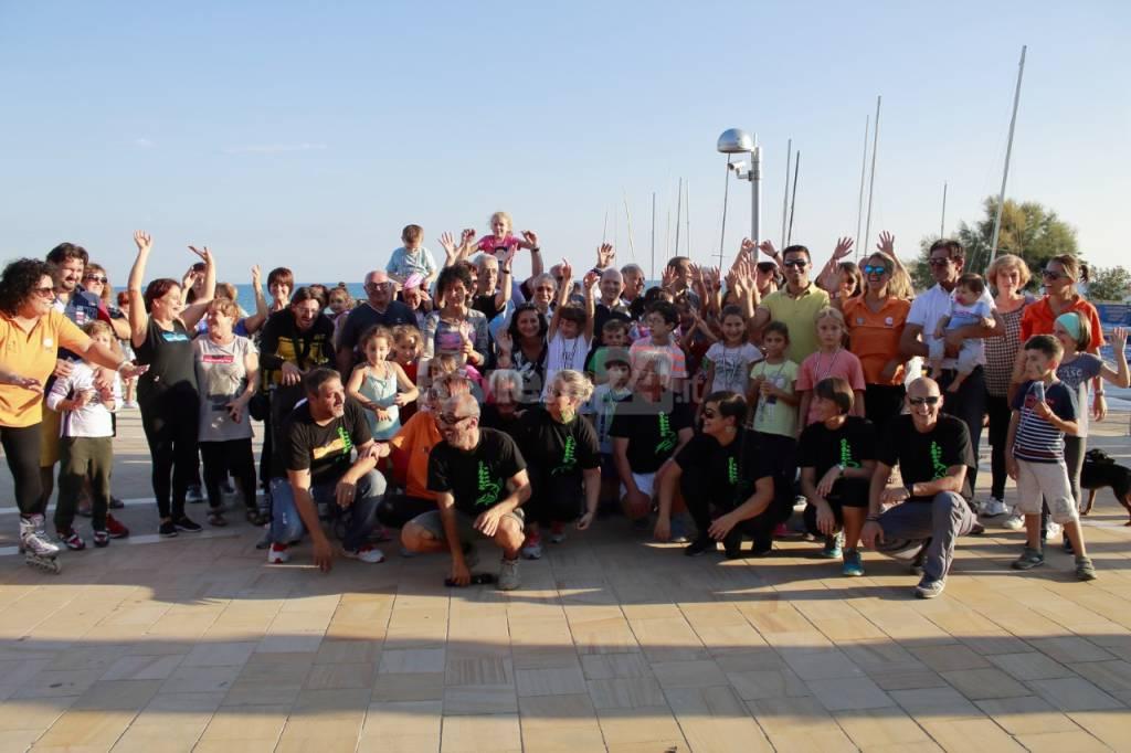 riviera24 - corsa running free per festa nonni ottobre 2016