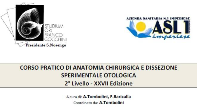 riviera24 - Corso di anatomia chirurgica e dissezione sperimentale otologica
