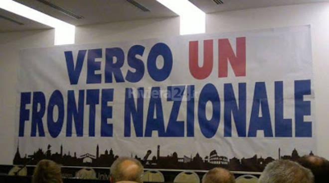 riviera24 - Fronte Nazionale Liguria