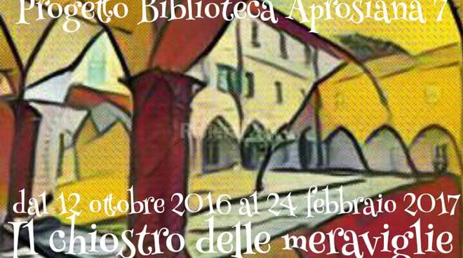 """riviera24 - """"Il chiostro delle meraviglie"""" a Ventimiglia"""
