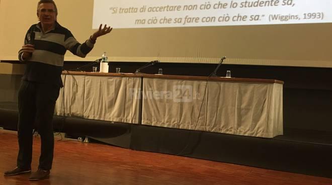 riviera24 - Incontro con il professore Mario Castoldi a Sanremo